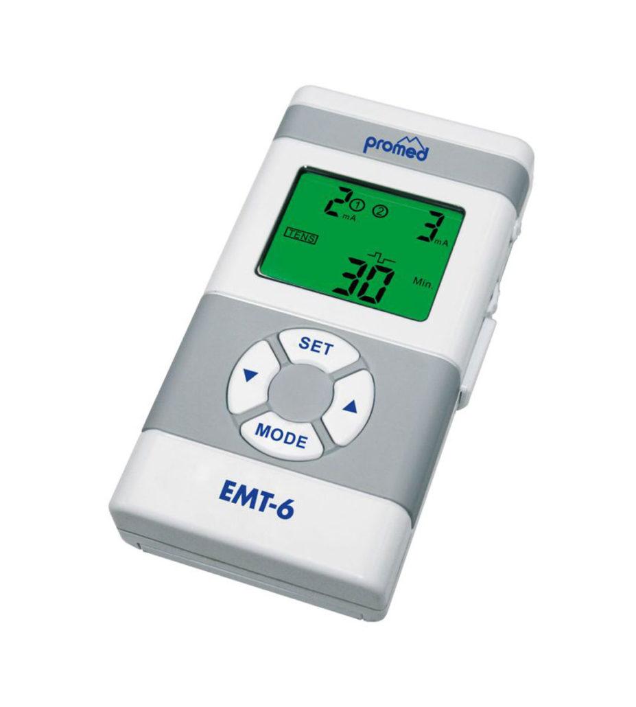 Tens-Kombigerät für elektr. Nerven-u.Muskelstimulation