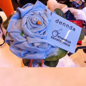 Tischmesse Naters Blumendeko