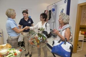 Eröffnung Sanitätshaus in Brig
