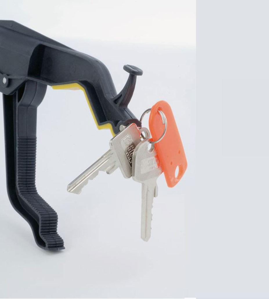 Greifzange RFM mit Haken und Magnet