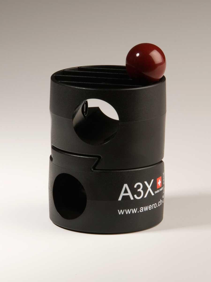 Verbindungselement an Gehhilfe Awero A3X