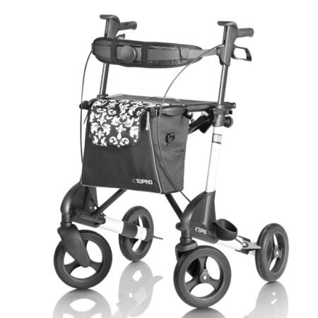 Topro Troja 2G Premium M_ weiss Stockhalter