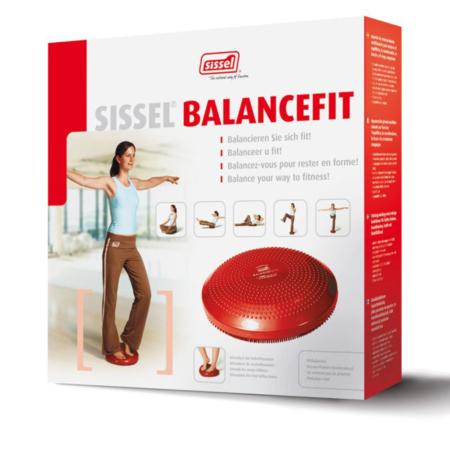 Sissel BalanceFit rot