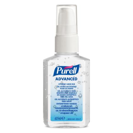 60ml Flasche Purell Handdesinfektionsmittel