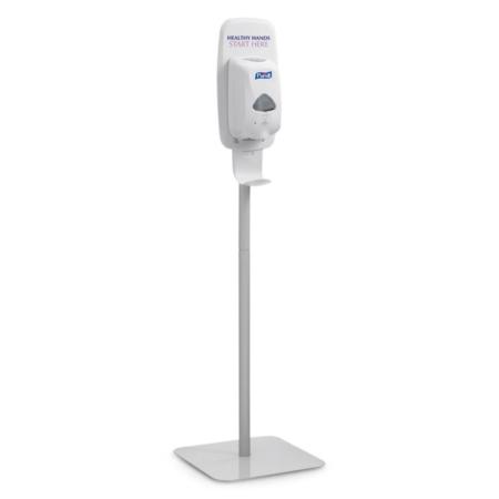 Bodenständer - mobile Desinfektionsstation