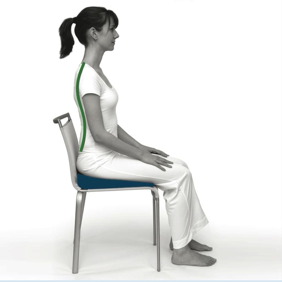 Sissel Sit Spezial 2in1 Rückenansicht
