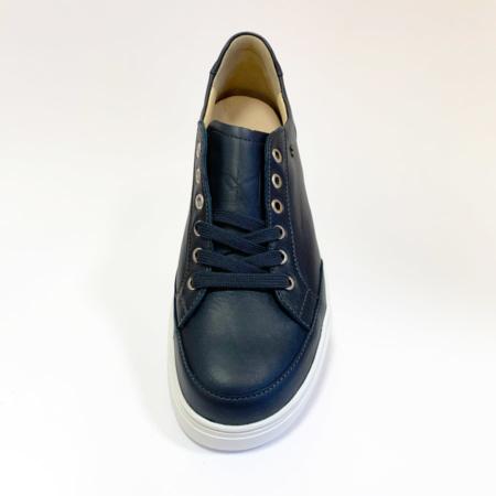 Sportlicher Herren Leder Sneakers