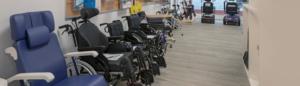 Hilfsmittelmiete Pflegebettmiete aus dem dennda Mietpool