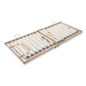 Komfort Einlegerahmen mit Holzfederleisten zum Burmeier Pflegebett Dali
