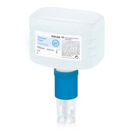 Händedesinfektionsschaum Ecolab Skinman Foam 750ml
