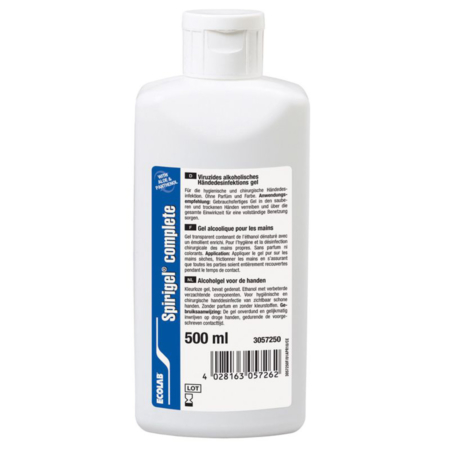 Händedesinfektion Spirigel™ complete 500ml