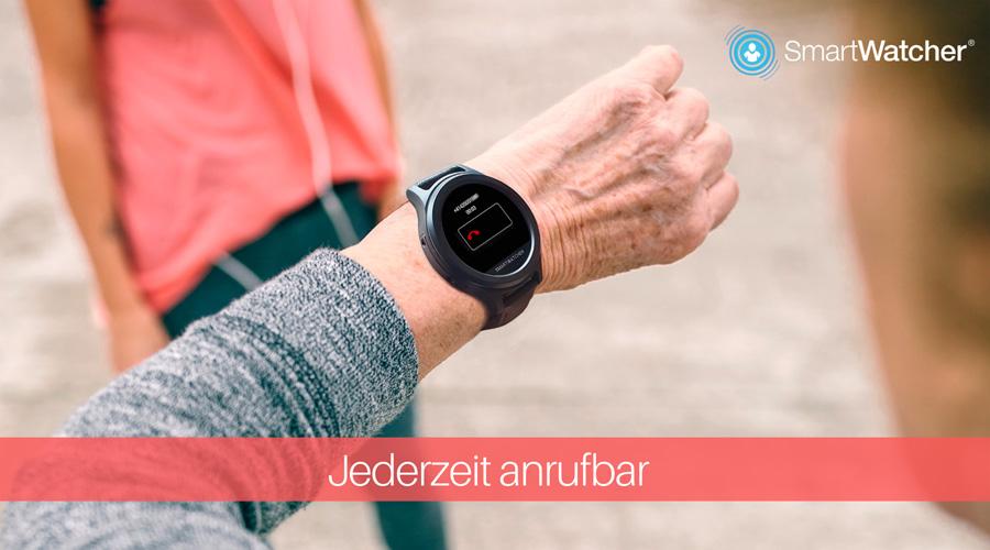 Smartwatcher Notrufuhren nicht mehr im Angebot