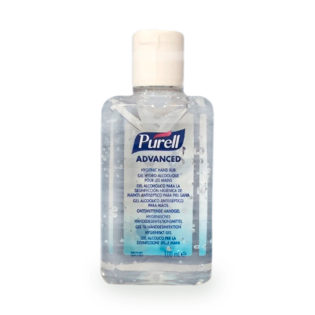 Desinfektionsmittel Purell Advanced 100ml Flasche