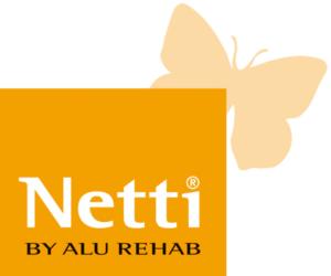 Netti by Alu Rehab Logo
