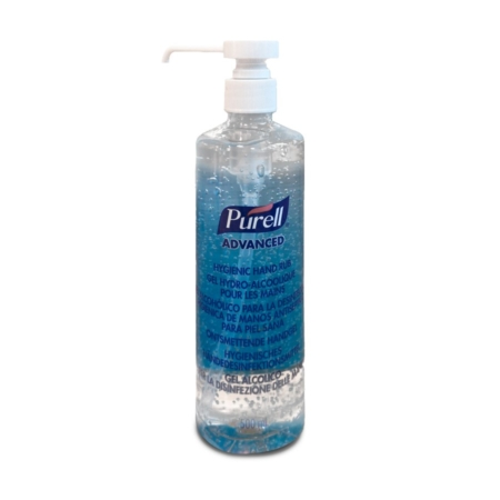 Desinfektionsmittel Purell Advanced 500ml Flasche