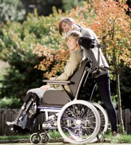 Komfort Rollstuhl