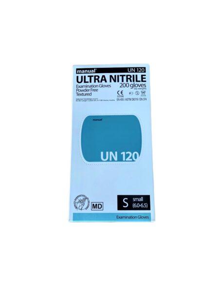 200er Karton Einweghandschuhe Ultra Nitrile Heliomed