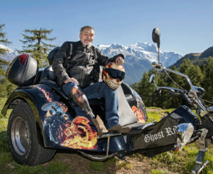 Prothethik Unterschenkelprothese Ghost Rider