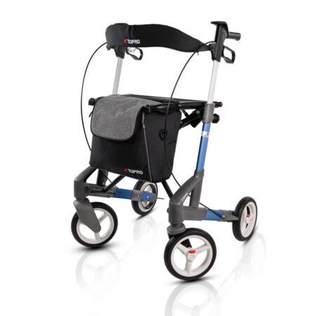 Premiumrollator Troja 5G Blau