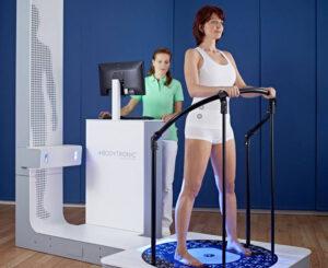 Analyse Bodytronic 600 Messtechnologie für Kompressionsstruempfe