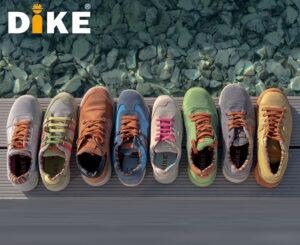 Arbeitssicherheit Dike Schuhe