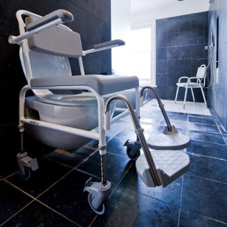 Dusch-Toilettenstuhl M2 Basic