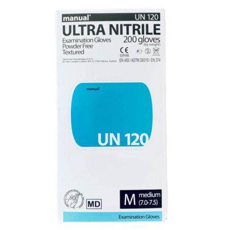 Einmalhandschuhe Ultra Nitrile M