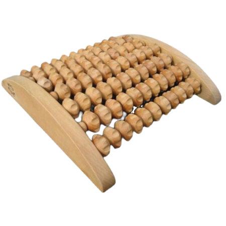 Fussmassage Roller Holz gross
